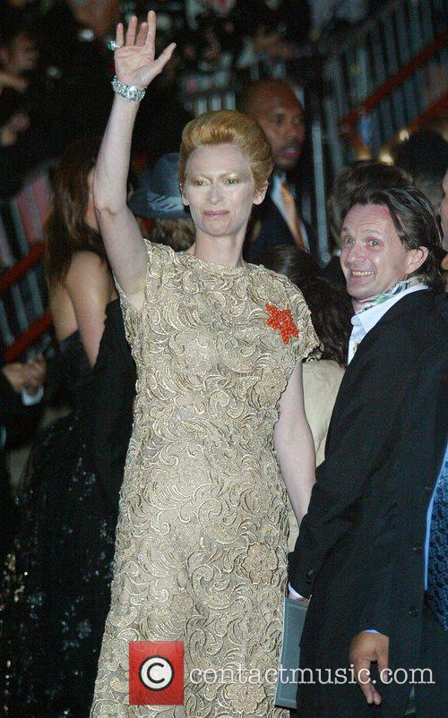Tilda Swinton, Metropolitan Museum Of Art