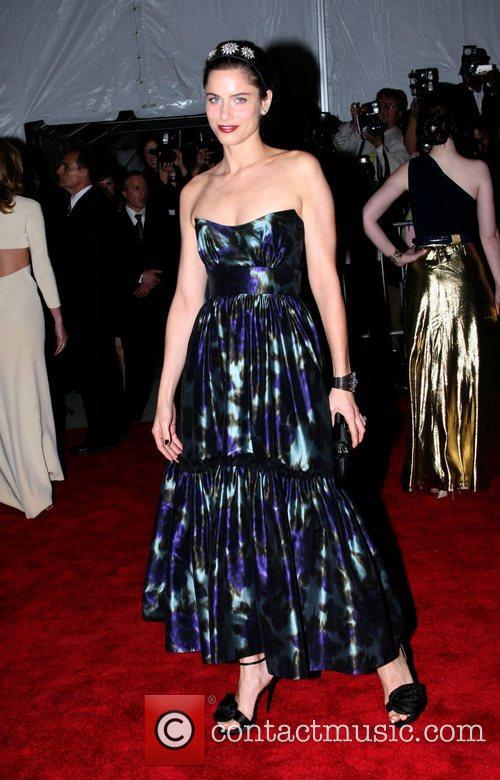 Amanda Peet 'Superheroes: Fashion and Fantasy' Costume Institute...