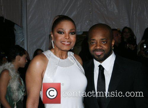Janet Jackson and Jermaine Dupri 'Superheroes: Fashion and...