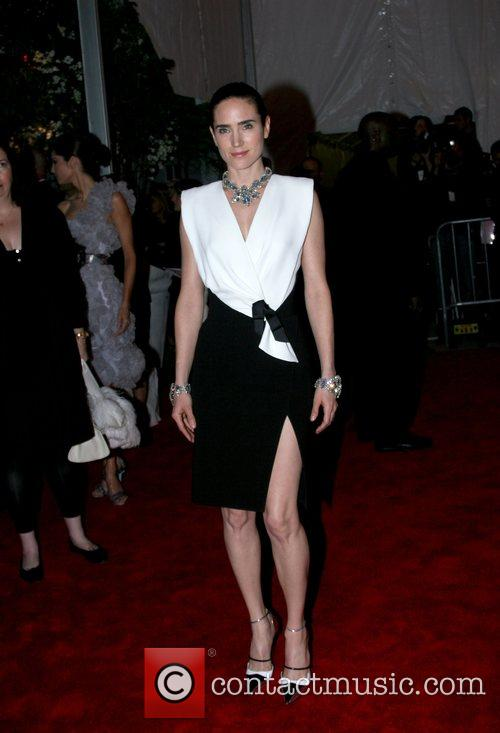 Jennifer Connelly 'Superheroes: Fashion and Fantasy' Costume Institute...