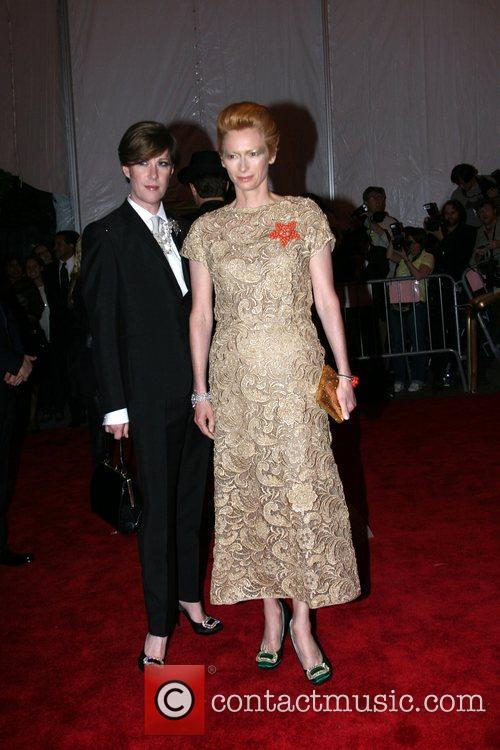 Justin Bond and Tilda Swinton 6