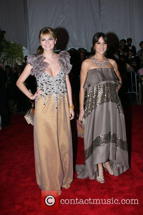 Mischa Barton and Margherita Missoni 'Superheroes: Fashion and...