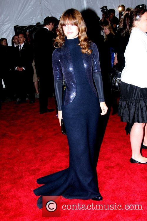 Rachel Bilson 'Superheroes: Fashion and Fantasy' Costume Institute...