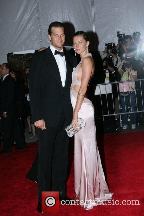 Tom Brady and Gisele Bundchen 5