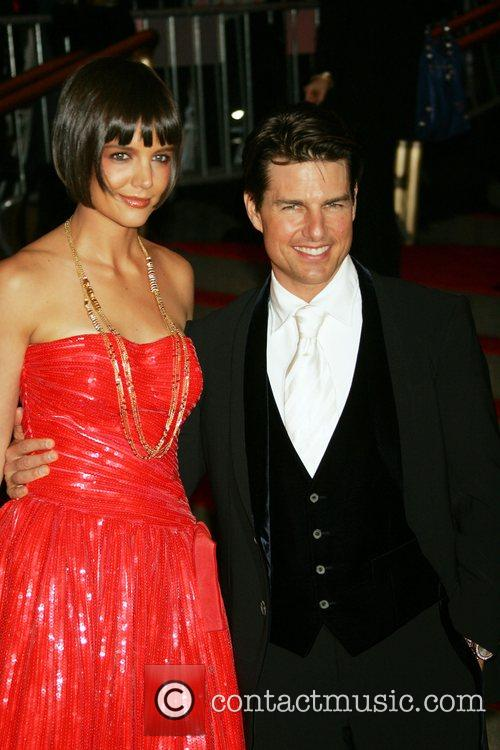 Katie Holmes and Tom Cruise 11