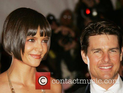 Katie Holmes and Tom Cruise 10