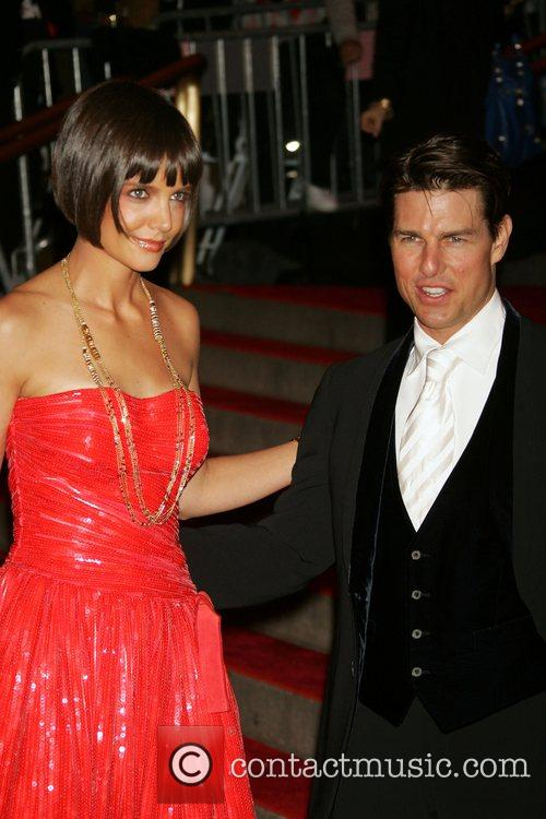 Katie Holmes and Tom Cruise 9