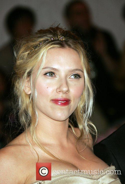 Scarlett Johansson 'Superheroes: Fashion and Fantasy' Costume Institute...