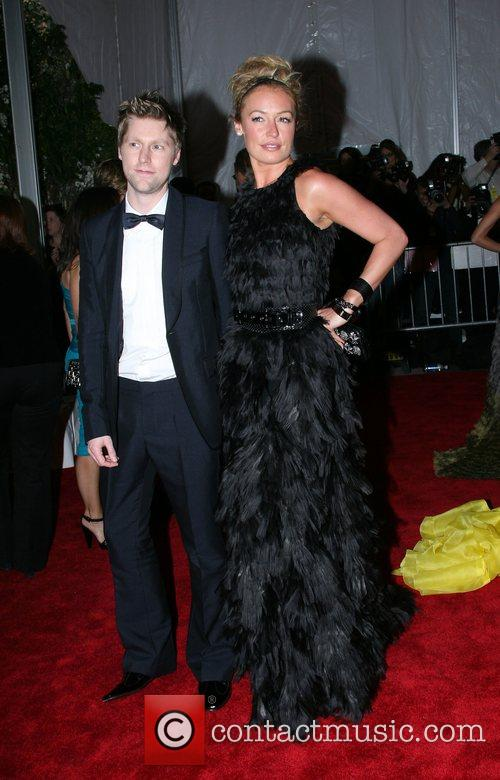 Chris Bailey and Cat Deeley 'Superheroes: Fashion and...
