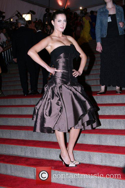 Eva Amurri  'Superheroes: Fashion and Fantasy' Costume...