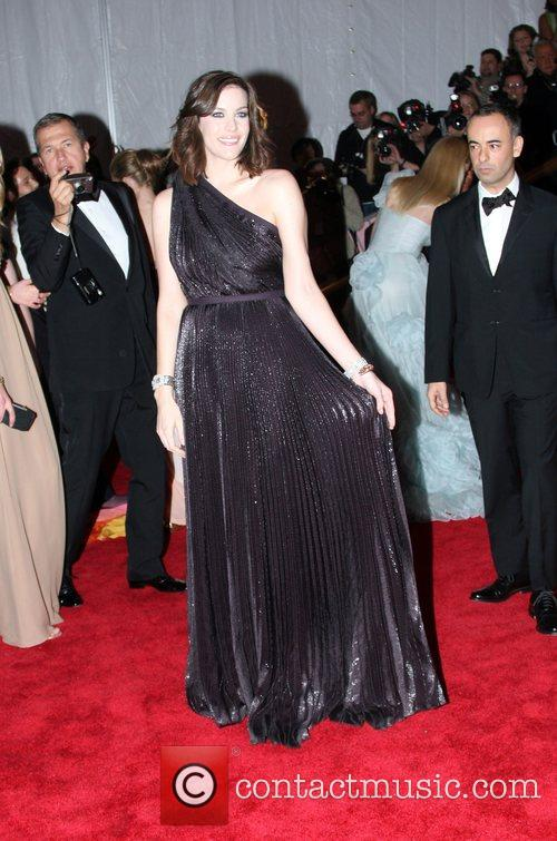 Liv Tyler 'Superheroes: Fashion and Fantasy' Costume Institute...