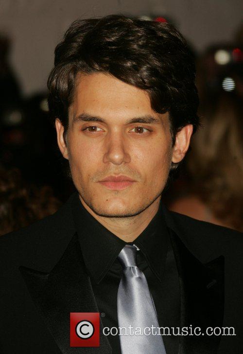 John Mayer 'Superheroes: Fashion and Fantasy' Costume Institute...