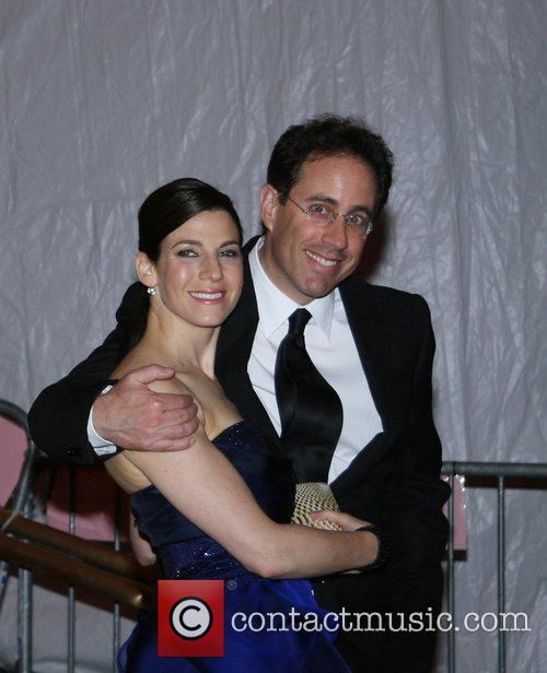 Jessica Seinfeld, Jerry Seinfeld and Seinfeld 3