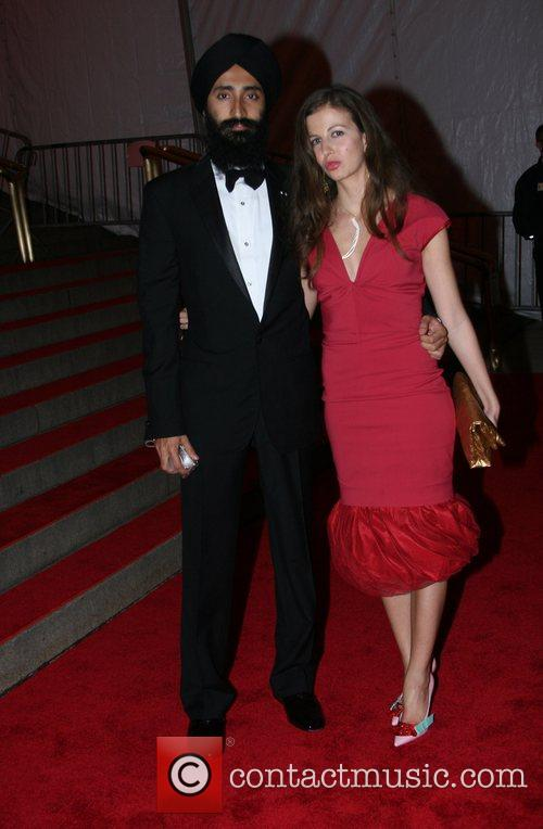 Waris Ahluwalia and Chiara Clemente 5
