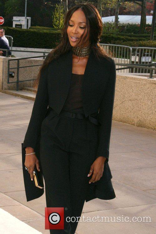 Naomi Campbell The Metropolitan Opera Opening Night Gala...