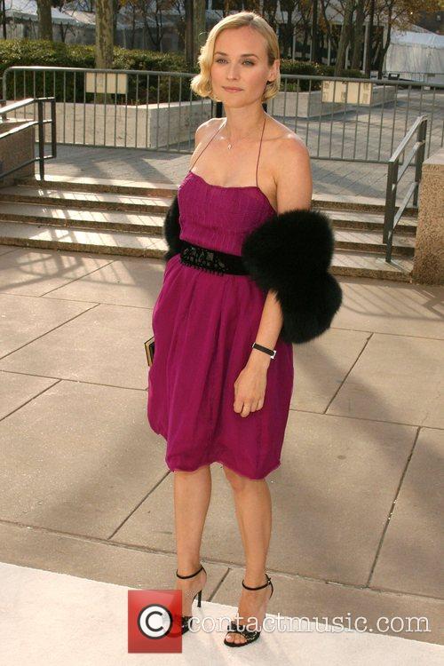 Diane Kruger The Metropolitan Opera Opening Night Gala...
