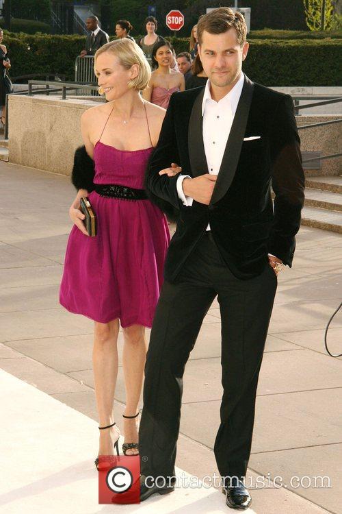 Diane Kruger, Joshua Jackson The Metropolitan Opera Opening...