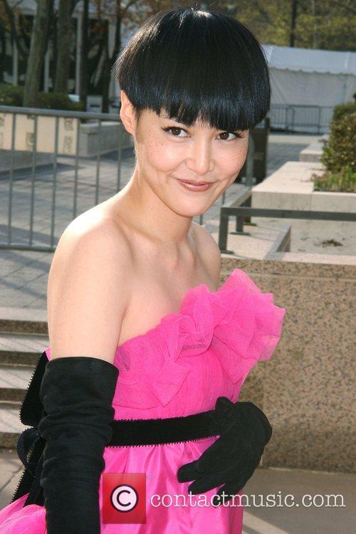 Rinko Kikuchi The Metropolitan Opera Opening Night Gala...