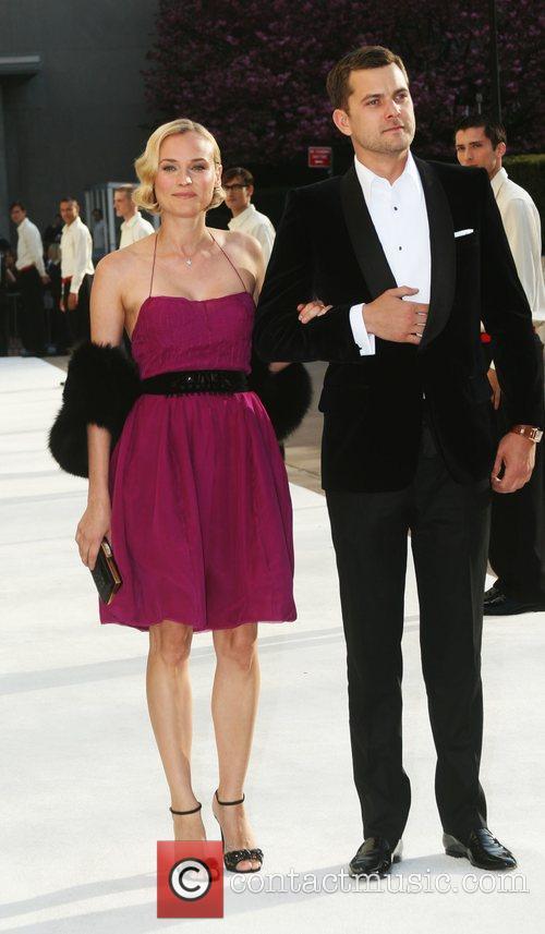 Diane Kruger and Joshua Jackson The Metropolitan Opera...