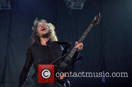 Kirk Hammett 16