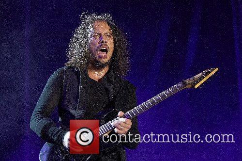 Kirk Hammett 15