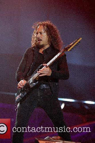 Kirk Hammett 8
