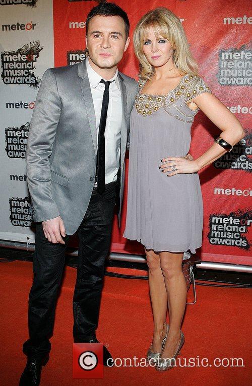 Shane Filan and Gillian Filan 2008 Meteor Music...