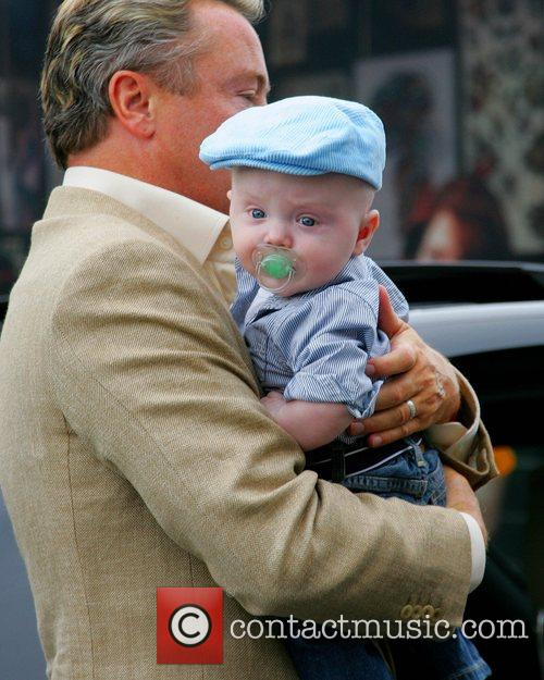 Michael Flatley, His Son and Michael Jr Arrive For The Launch Of The Sligo Live Festival 2007 5