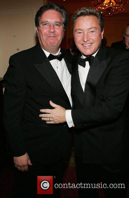 Gerry Ryan and Michael Flatley