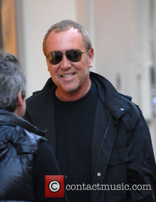 Michael Kors enjoying a day of shopping in...