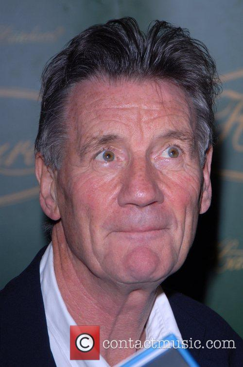 Michael Palin, Hatchards Bookstore