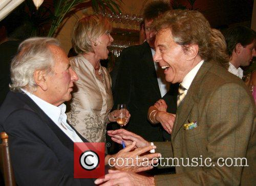 Michael Winner and Lionel Blair 3
