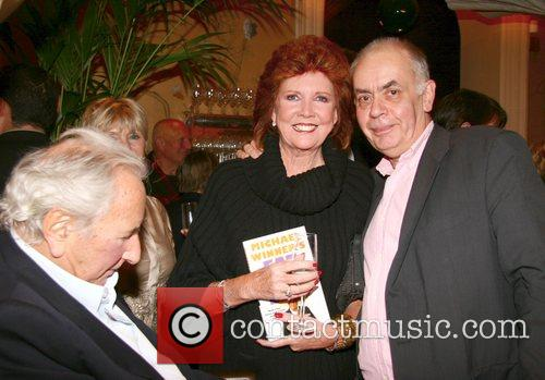 Michael Winner and Cilla Black 2
