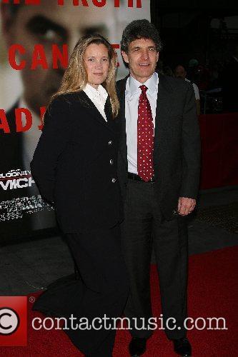 Cindy, Allen Horn New York Premiere of 'Michael...