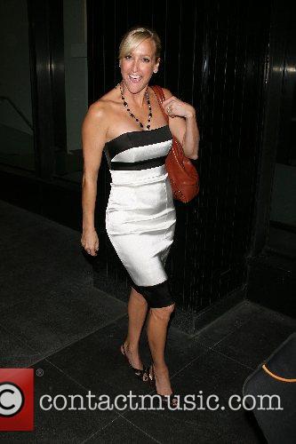 Lara Spencer New York Premiere of 'Michael Clayton'...