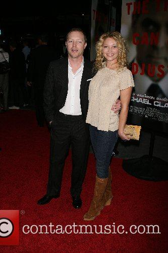 Matthew Detmer and Amanda Detmer New York Premiere...