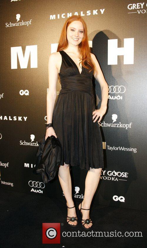 Barbara Meier Michalsky fashion-party at Grill Royal Berlin,...