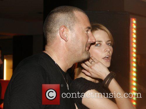 Michael Michalsky, Eva Padberg Michalsky fashion-party at Grill...