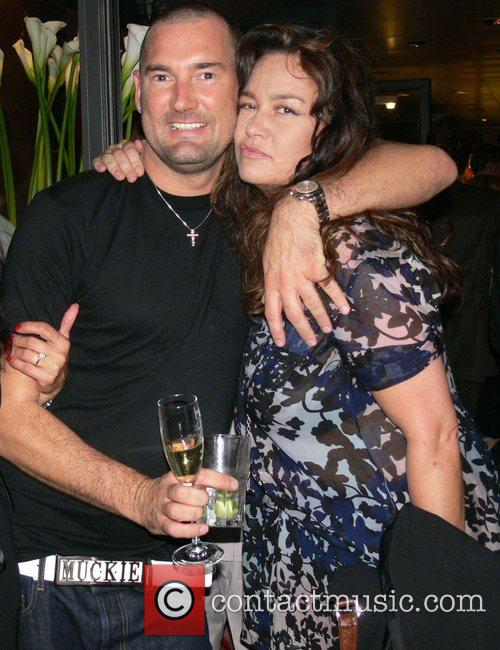 Michael Michalsky and Gabo Michalsky Fashion Show Party...