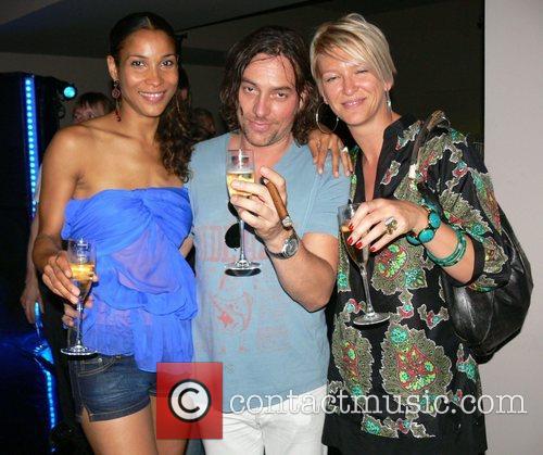 Annabelle Mandeng, Jesko Klatt and Nicole Schoener Michalsky...