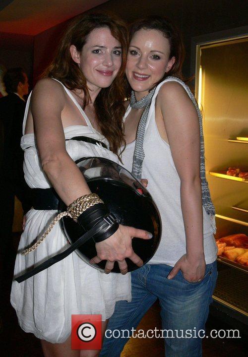 Julia Malik, Jasmin Wagner Michalsky Fashion Show Party...