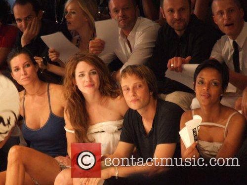 Alexandra Kamp, Julia Malik, August Diehl and Dennenesch...