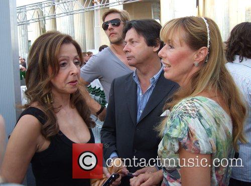 Vicky Leandros, Georg Thaler and Maria Koteneva Michalsky...