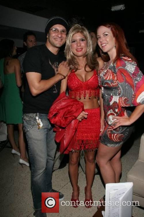 Neil D'Monte, Maquel Moser and Lisa Cash Michelle...