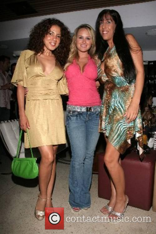 Wanda Rovira, Michelle Baena, and DeeDee Bigelow Michelle...