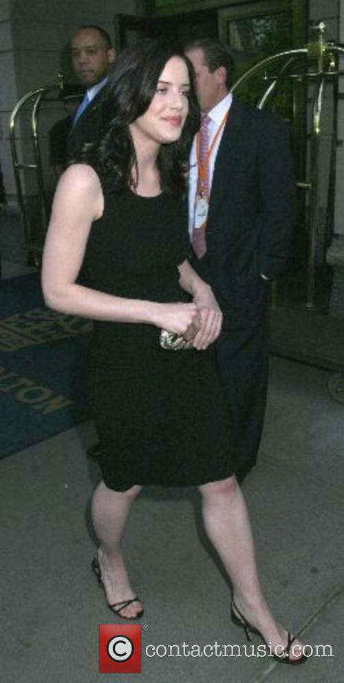 Michelle Ryan of NBC's new show, 'Bionic Woman'...