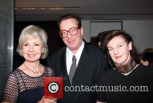 Lady Jane Ryan, Maurice Saatchi and Guest at...