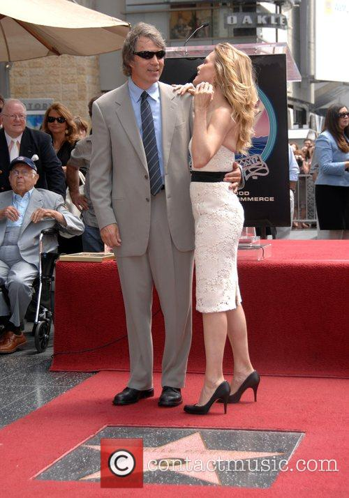 David E Kelley and Michelle Pfeiffer 4