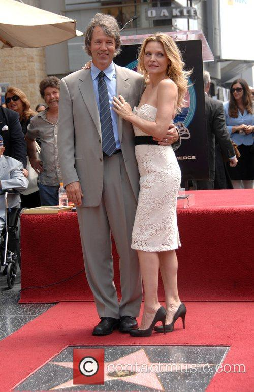 David E Kelley and Michelle Pfeiffer 2