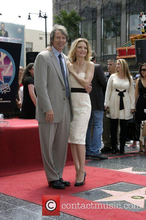David E Kelley and Michelle Pfeiffer 7